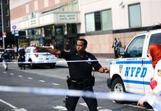 Una anciana muere en Nueva York cuando subía las escaleras hacia su departamento durante corte de luz