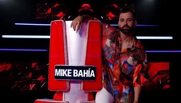 Mike Bahía se suma como entrenador de la nueva temporada. (Foto: @mikebahia)