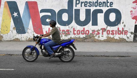 El gobierno de Maduro ha sumido a Venezuela en una de las peores crisis de su historia. (Foto: AFP)