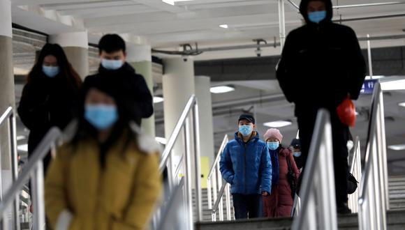 Coronavirus en China | Últimas noticias | Último minuto: reporte de infectados y muertos hoy, martes 19 de enero del 2021 | Covid-19. REUTERS