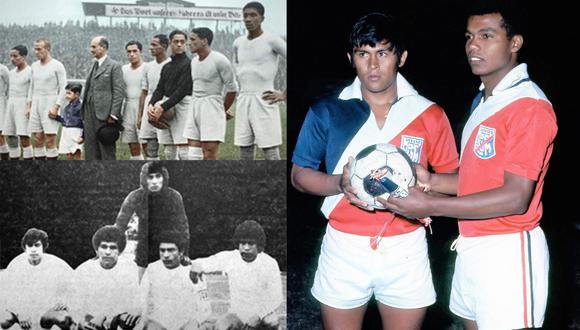 Los famosos combinados entre clubes del fútbol peruano. (Fotos: Archivo PrensMart)