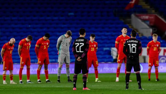 Gales denunció ataques racistas contra dos de sus seleccionados tras amistoso ante México.