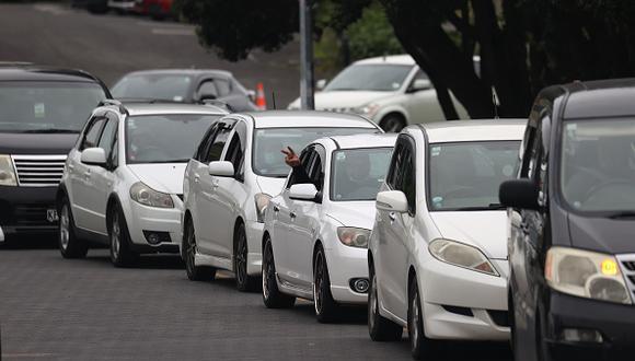 El especialista señala que ei los neumáticos no tienen la presión adecuada, se gasta más combustible del necesario. (Foto: Phil Walter/Getty Images)