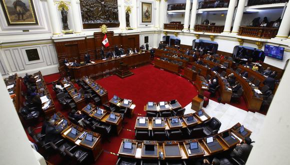 Presidente del Congreso, Pedro Olaechea, anunció pleno especial para ver los casos de Ética (Foto: Congreso)