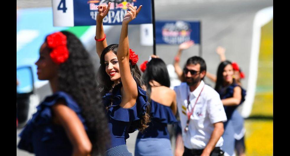 MotoGP: Las Paddock Girls se lucieron en España - 6