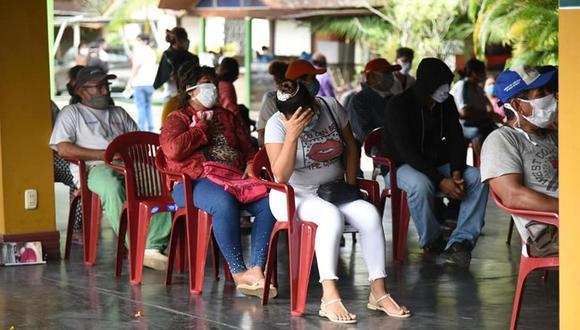 Según la Diresa de la región, en lo que va de enero se han reportado 14 fallecimientos y 82 hospitalizaciones por COVID-19 (Foto: Diresa Loreto)
