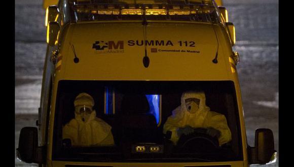 ¿Cómo fue posible contagiarse de ébola en un hospital español?