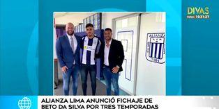 Alianza Lima oficializó su último refuerzo de la temporada