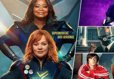 """""""Fuerza trueno"""" y otras películas y series de héroes que demuestran que no todo es Marvel y DC"""