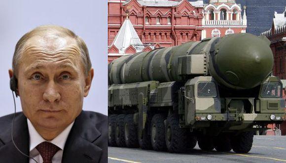 Rusia reivindica su derecho a poner armas nucleares en Crimea