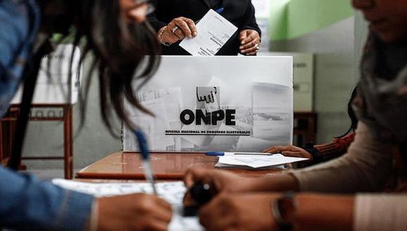 La ONPE explicó que la situación registrada esta tarde en la Universidad Alas Peruanas en Pueblo Libre es de conocimiento del fiscalizador del JNE y del Ministerio Público. (Foto: Andina)