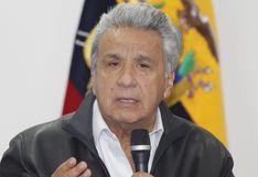 """Presidente de Ecuador derogará polémico decreto que dio origen a las protestas en las """"próximas horas"""""""