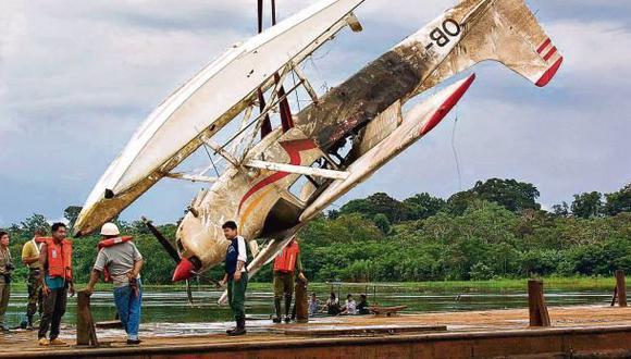 La guerra aérea contra el narcotráfico, por Rubén Vargas C.