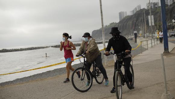 Lima permanece en el nivel de riesgo sanitario muy alto por coronavirus. Pese a que el toque de queda no es total, todavía hay restricciones que se deben cumplir   Foto: El Comercio