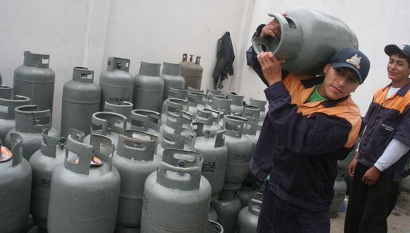 Opecu informó este lunes que Petroperú efectuó una reducción del gas licuado de petróleo (GLP).  (Foto: GEC)