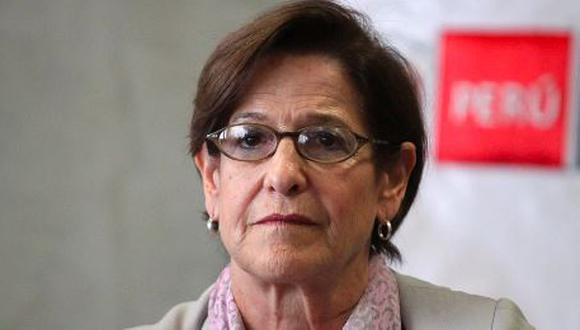 La ex alcaldesa de Lima, de 70 años, sufre de hipertensión arterial y lupus. (Fotos: GEC)