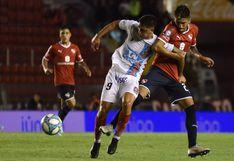 Independiente empató 1-1 ante Arsenal en Avellaneda por la fecha 20° de la Superliga argentina [VIDEO]