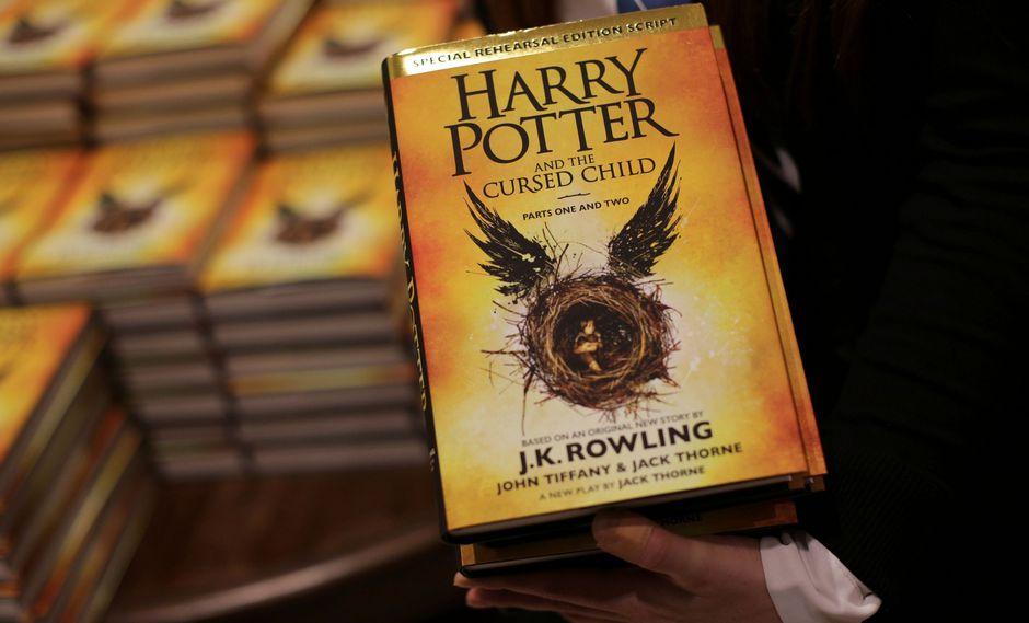 El reverendo Dan Reehil tomó la decisión de retirar los libros de Harry Potter tras contactarse con exorcistas de Estados Unidos y Roma. (Foto: AP).