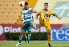 Santos vs. Tigres EN VIVO: mira los horarios y canales por el Clausura 2021 de la Liga MX