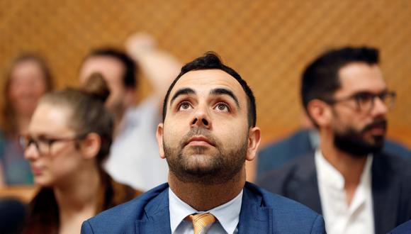 Se ha prohibido el ingreso al país de Omar Shakir, de nacionalidad estadounidense, basándose en una nueva ley que veta a extranjeros acusados de apoyar la campaña de boicot al Estado hebreo. (Reuters)
