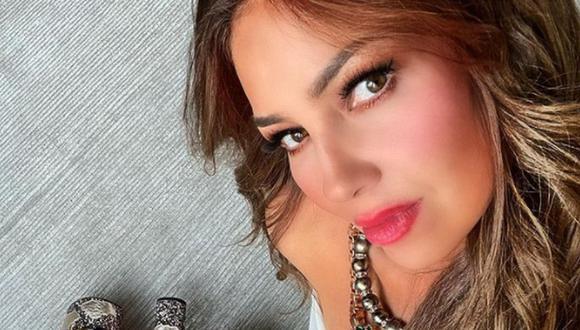 Thalía presume a sus fans cena compartió en Navidad con su familia. (Foto: Thalía / Instagram).