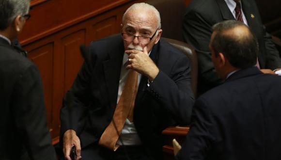 Tubino plantea mover a penales militares a miembros de FF.AA.
