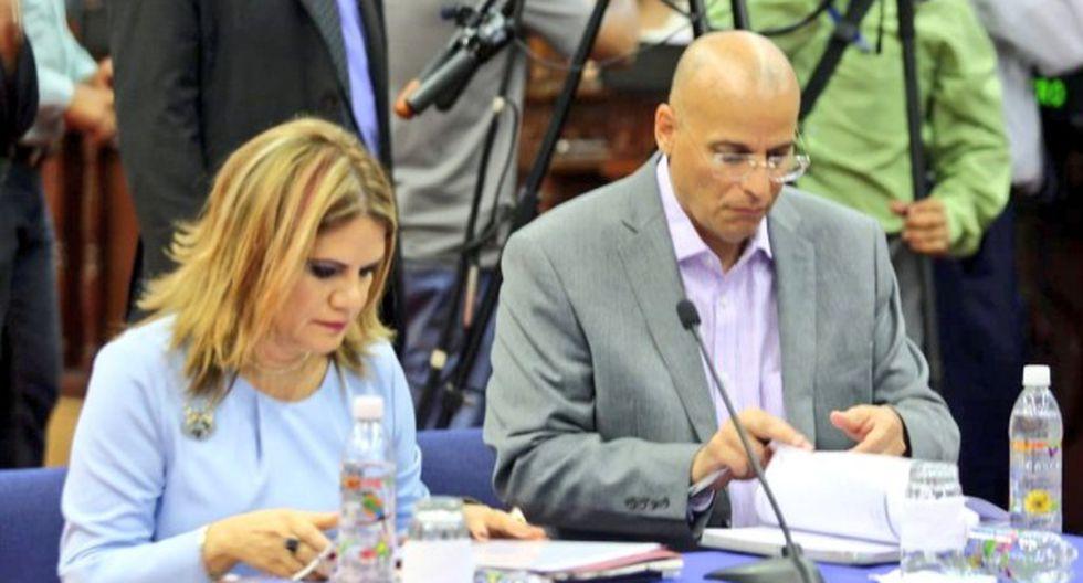 El Congreso de El Salvador retiró este lunes la inmunidad al magistrado de la Corte Suprema Eduardo Jaime Escalante Díaz. (Foto: Twitter de la Asamblea Legislativa de El Salvador)