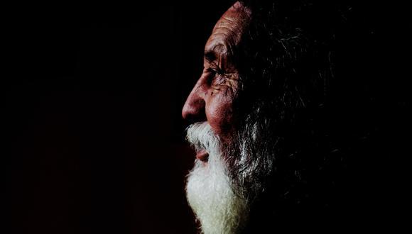 Manuel Luna retratado por Sengo Pérez, quien compartió esta imagen para El Comercio.