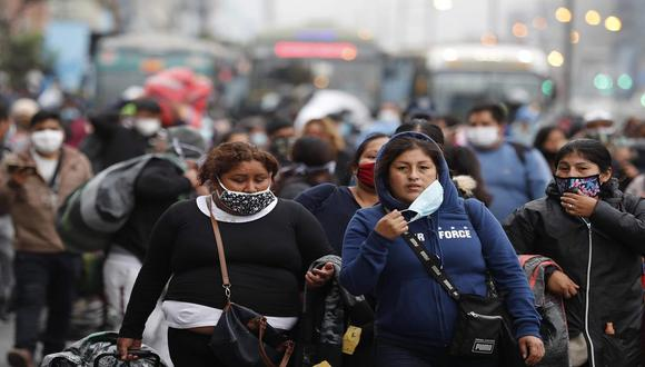 Centro Nacional de Epidemiología, Prevención y control de Enfermedades (CDC) del Minsa se pronuncia sobre eventual segunda ola. (Foto: Giancarlo Ávila/GEC)