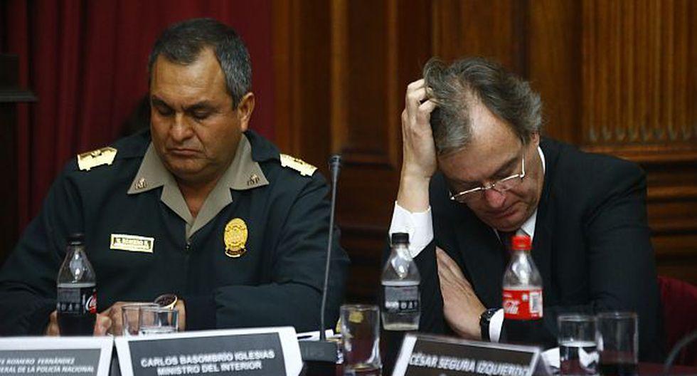 Director PNP: No hay apología a terrorismo en marcha de Movadef