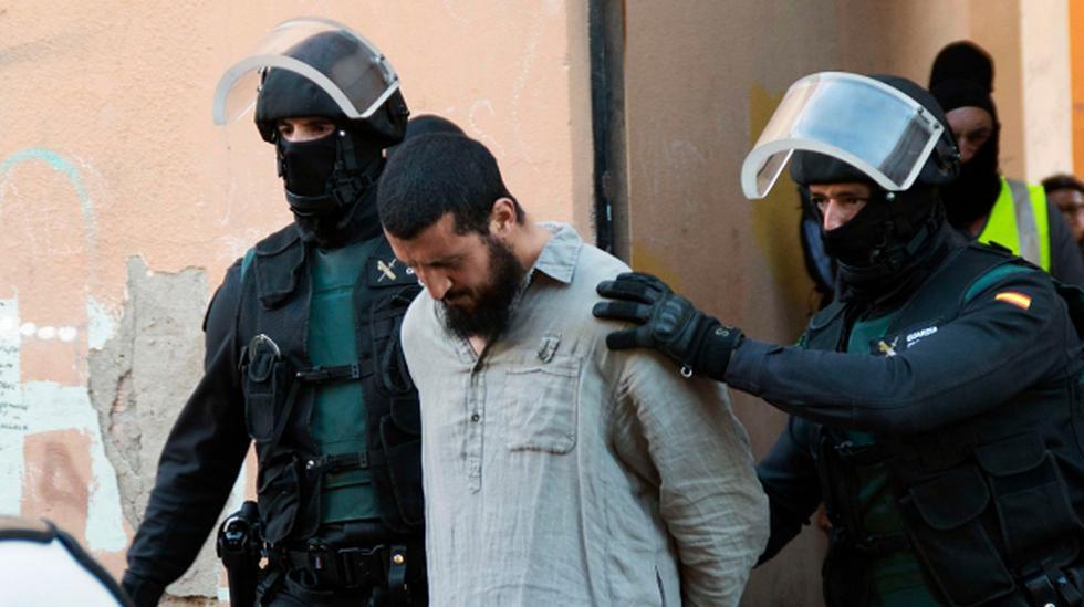 Los españoles que enviaban terroristas a Al Qaeda - 1