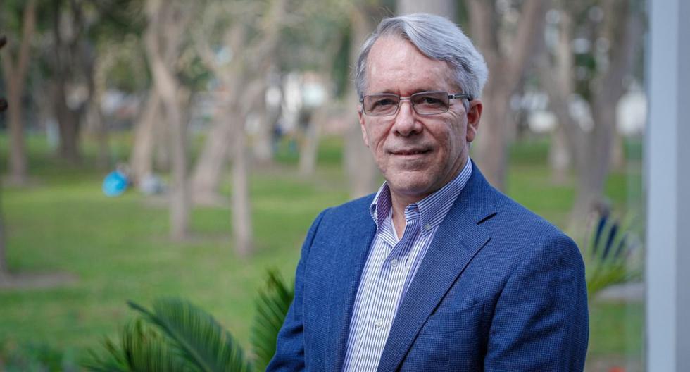 Alfredo Torres, presidente ejecutivo de Ipsos Perú, no ve un fraude pero piensa que el JNE debe revisar la mayor cantidad posible de recursos de nulidad.  (Foto: Hugo Pérez / GEC)