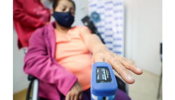 El Gore La Libertad adquirió un lote de 50 pulsioxímetros que distribuyó a hospitales. (Foto: Andina)