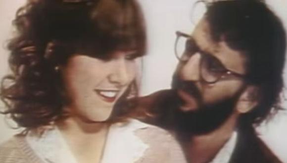 Ringo se despide de Carrie Fisher con video en que fue su novia