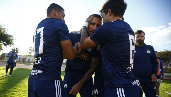 Sporting Cristal no pudo ante Binacional y empató 1-1 por la fecha 14° del Apertura. (Foto: USI)