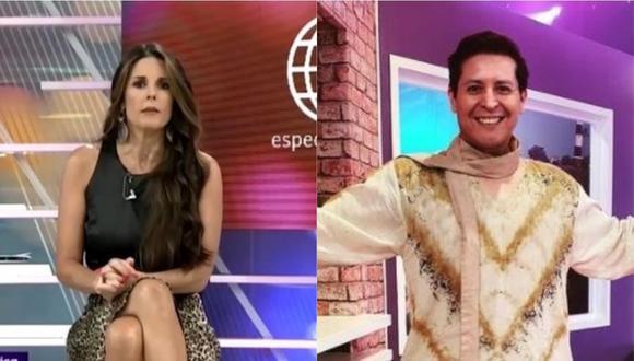 """Rebeca Escribens rechaza comentarios de Carloncho: """"Son denigrantes y humillantes"""". (Foto: @carlonchodemoda/captura de video)"""
