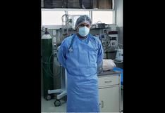Madre de Dios: médico boliviano es el único intensivista que batalla contra el COVID-19 en toda la región