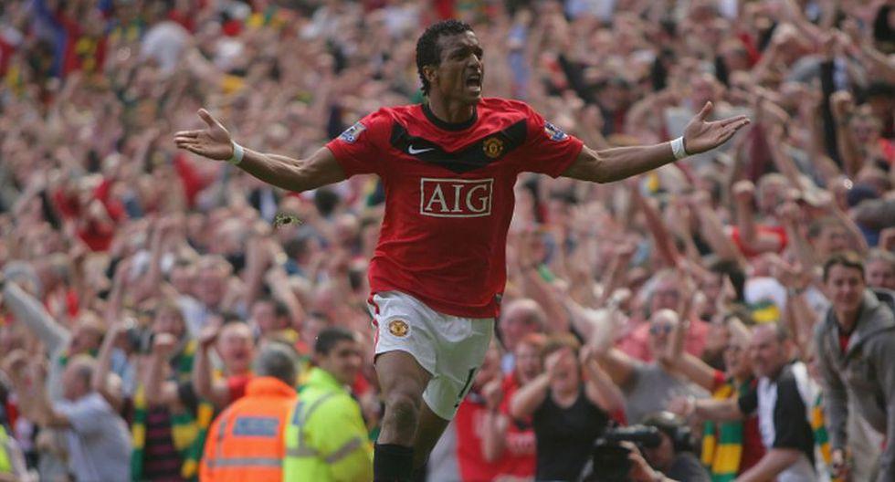 Nani tuvo un gran paso por el Manchester United | Foto: Agencias