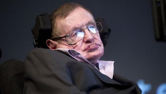 Stephen Hawking vivió con ELA durante 55 años. (Getty Images).