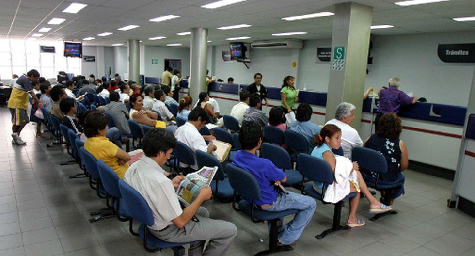 FOTO 5   Ambiente de negocios. La inaplicación de barreras burocráticas por vulneración a la ley deberían ser de alcance nacional. (Foto: Andina)