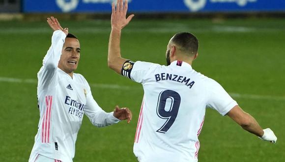 Karim Benzema no renovaría contrato con Real Madrid que finaliza en 2022 (Foto: AFP)