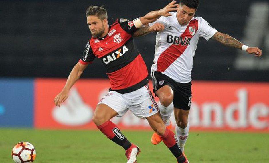 Resultado de imagen para River Plate y Flamengo