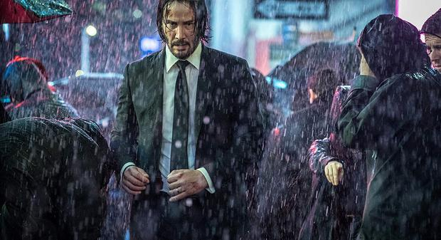 With three films in the John Wick saga, Keanu Reeves has returned to stardom in recent years.  Photo: Lionsgate.