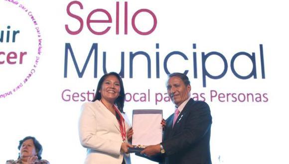 Óscar Benavides: Ampe seguirá impulsando la inclusión social