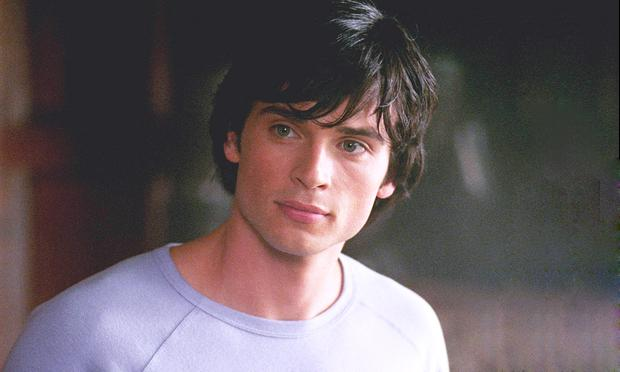 Tom Welling played Clarke Kent in