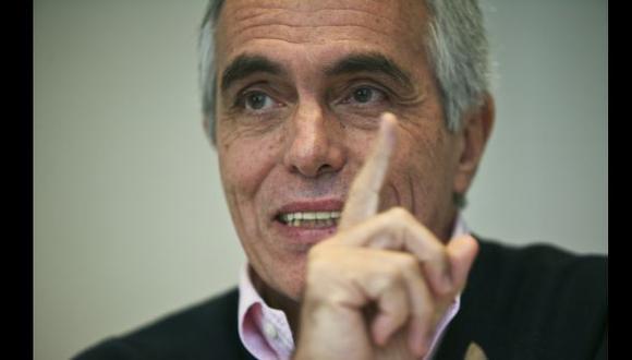 """García Sayán: """"Crítica fujimorista no dañó mi campaña a la OEA"""""""