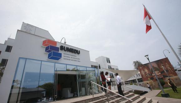 Este miércoles, la Sunedu informó que denegó el licenciamiento institucional a la Universidad Alas Peruanas. (Foto: Andina)