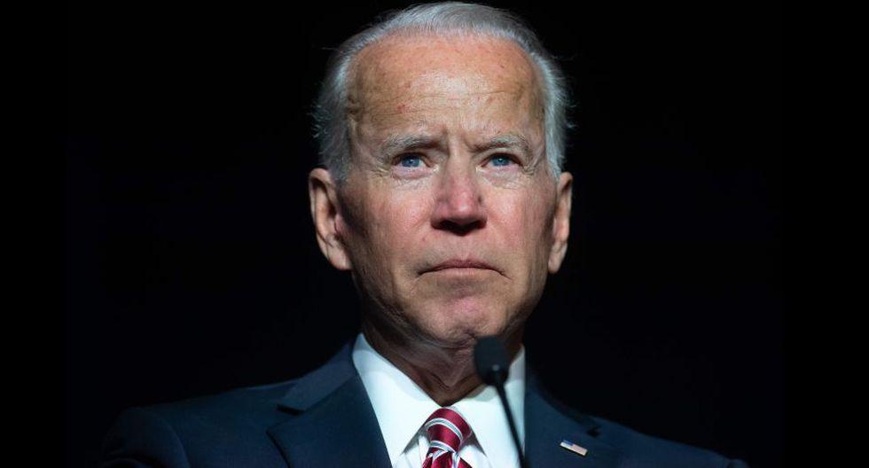 Joe Biden anunció su candidatura a la Presidencia de Estados Unidos por el Partido Demócrata para el 2020. (AFP).
