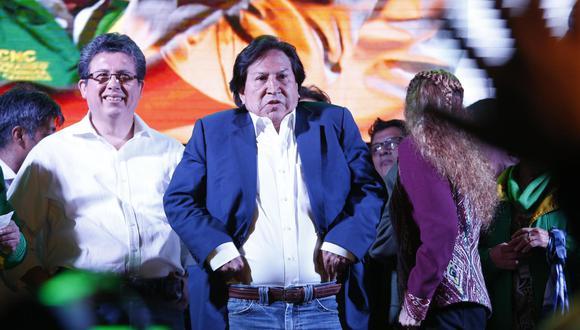 Sobre Alejandro Toledo pesan dos órdenes de prisión preventiva por 18 meses por los casos Odebrecht y Ecoteva. (Foto: GEC)