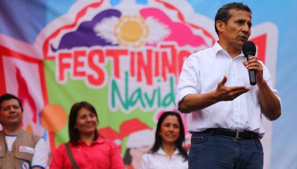Exigen a Humala respetar principio de neutralidad en elecciones